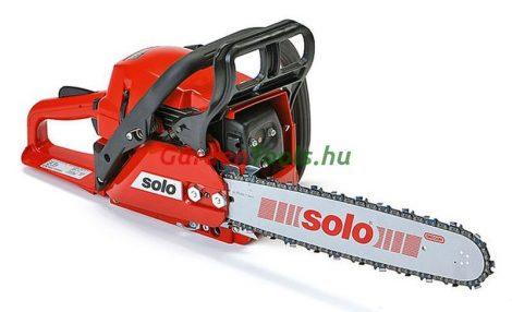 Solo 646 német láncfűrész ipari használatra UTOLSÓ DARAB