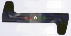 KUBOTA 42,5 cm-es jobb oldali balra forgó fűnyírókés fűnyíró traktorhoz (RK-310)