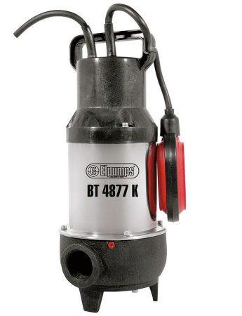 Elpumps BT 4877 K darabolókéses szennyvízszivattyú