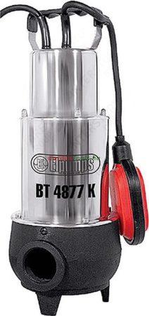 Elpumps BT 4877 K inox darabolókéses szennyvízszivattyú