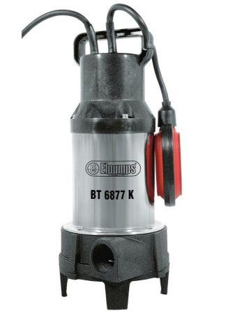 Elpumps BT 6877 K darabolókéses szennyvízszivattyú