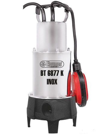 Elpumps BT 6877 K inox darabolókéses szennyvízszivattyú