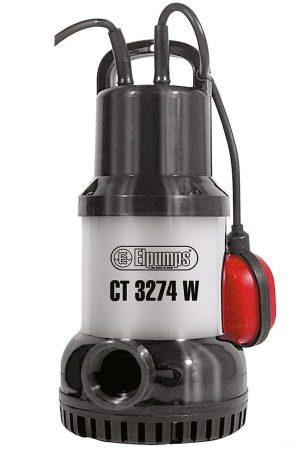 Elpumps CT-3274W búvárszivattyú tiszta vízre