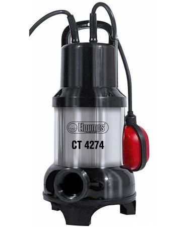 Elpumps CT-4274 búvárszivattyú szennyezett vízre