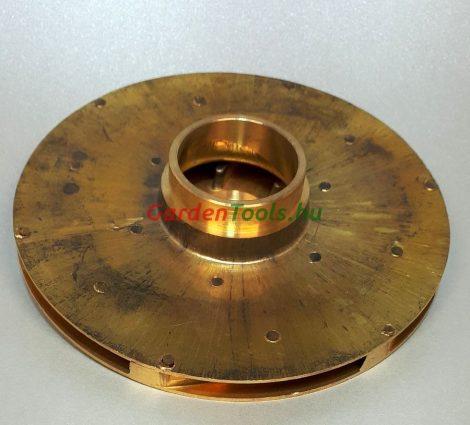 Elpumps bronz járókerék, szivattyúlapát alkatrész JPV-1500B szivattyúhoz.