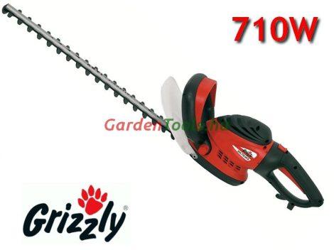 Grizzly EHS 710 elektromos sövényvágó 710 W teljesítménnyel