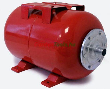 Házi vízmű hidrofor tartály, 50 literes