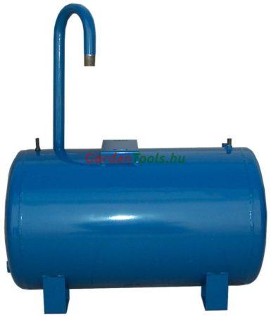 Házi vízmű hidrofor tartály, 80 literes fekvő