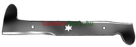 Husqvarna, Partner, McCulloch 46,5 cm-es jobb oldali (balra forgó) fűnyírótraktor kés (RK-787)