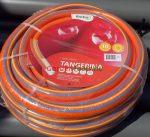 """Locsolócső 1"""" - 3 rétegű csavarodásmentes - 25 m - Ibotec Tangerina"""