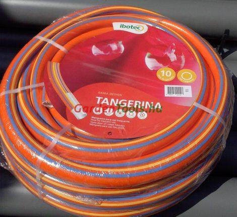 """Locsolócső 1"""" - 3 rétegű - 25 m - Ibotec Tangerina"""