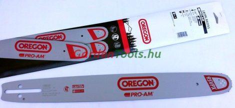 """Oregon 95VPX ,325""""-1,3mm-72 láncszemes, 45 cm láncvezető alkatrész láncfűrészhez"""